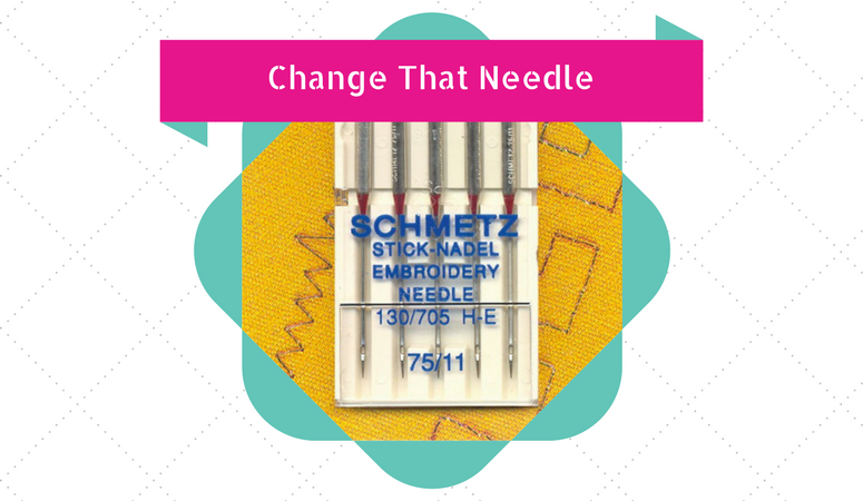 Change That Needle!