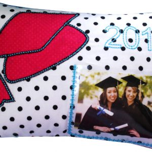 Grad Pillow In The Hoop