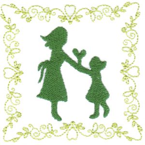 Mother's Love Coaster In The Hoop 06