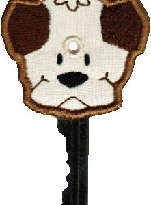 Key Cover - Doggy In The Hoop