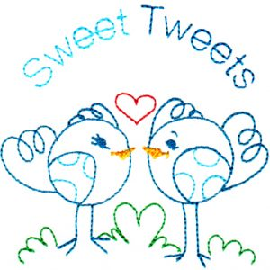 Sweet Tweets Set