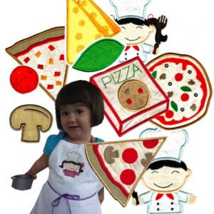 Pizza Party Set