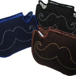 Mustache Magic Wallet In The Hoop