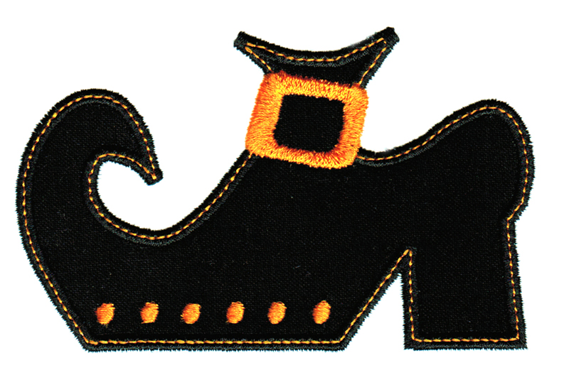 Halloween Cuties Applique Single 10