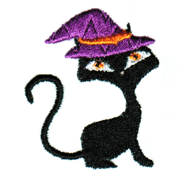 Halloween Cuties Applique Single 12