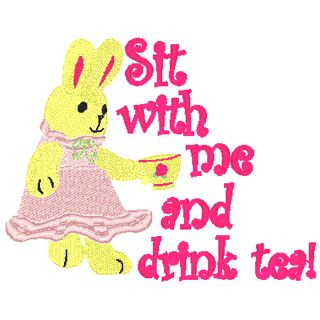 Sit With Me and Drink Tea