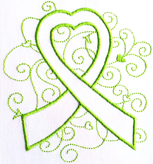 Enchanted Ribbons Of Hope
