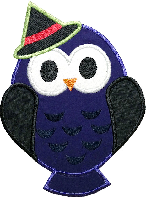 Trick or Treat Applique Set