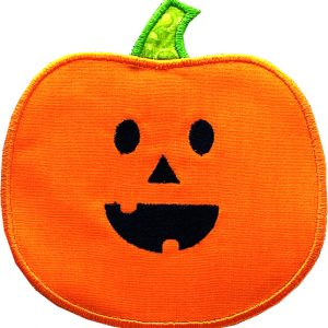 Trick or Treat Applique Single 09