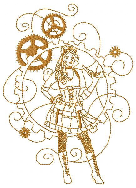 Enchanted Steampunk Set