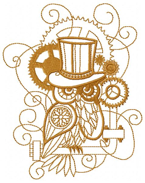 Enchanted Steampunk 01