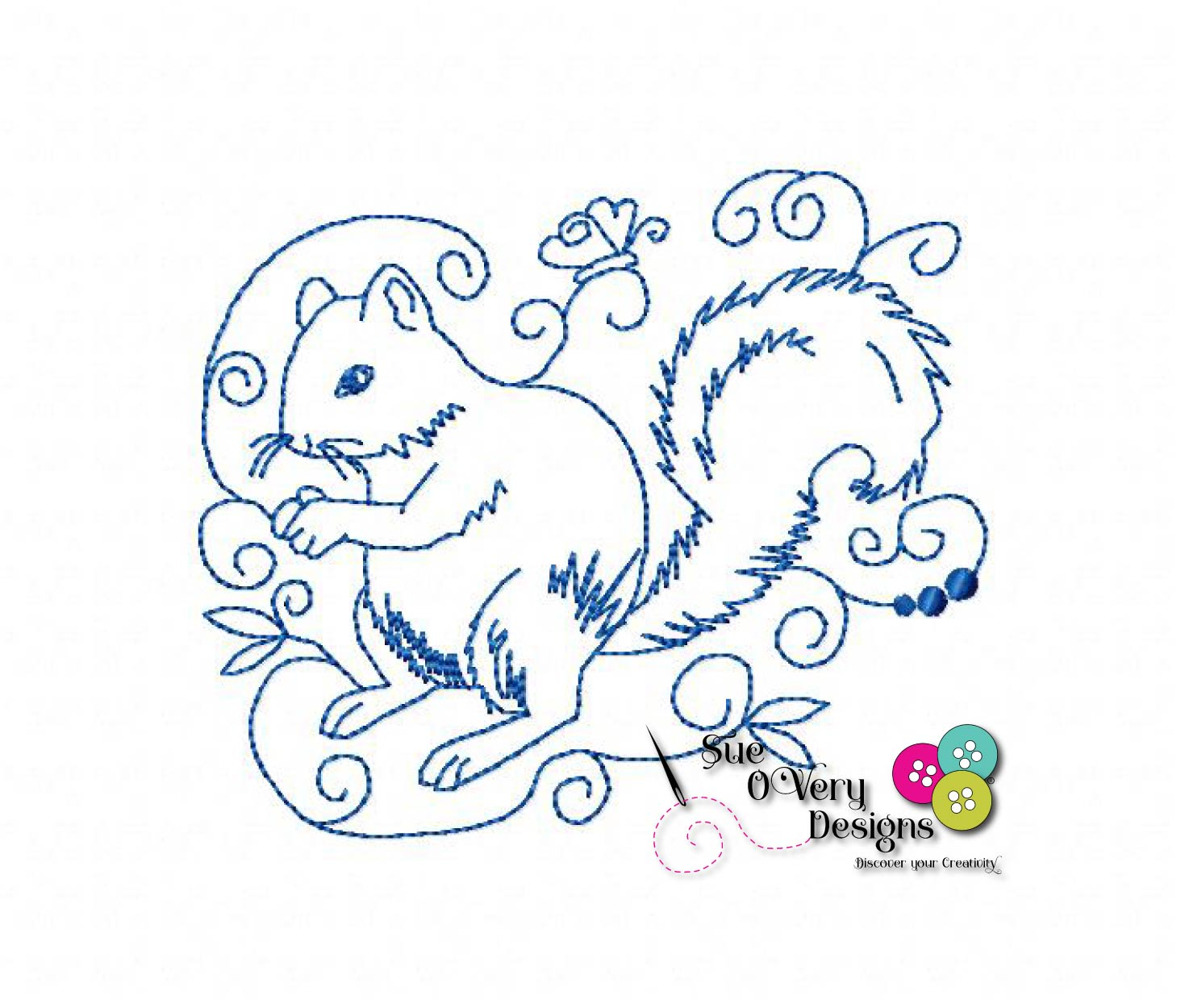 Enchanted Squirrel