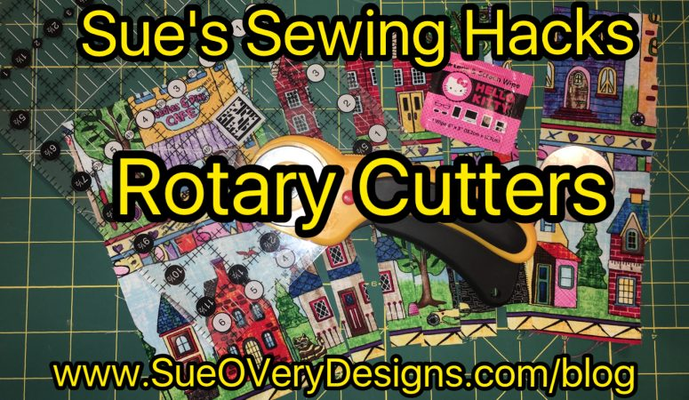 Rotary Cutter – How to Clean