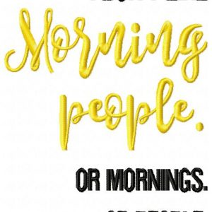 Coffee Quotes 03_Morning People