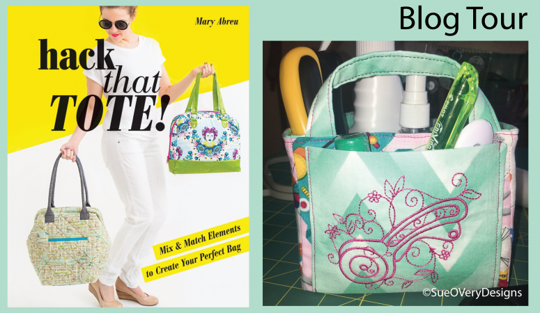 Hack that Tote Blog Tour – Enchanted Sewing Box