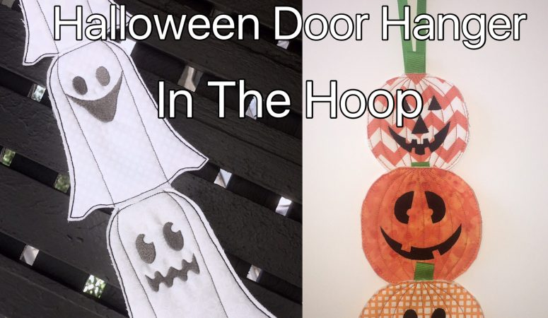Halloween Door Hangers – In The Hoop