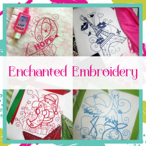 Enchanted Embroidery