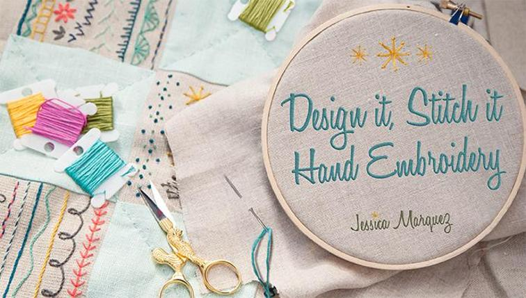 hand embroidery craftsy