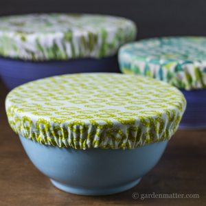 fabric bowl covers free pattern spring sewing pattern
