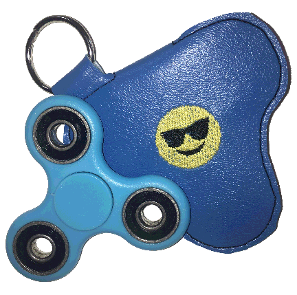 in the hoop fidget spinner case