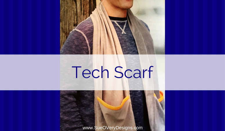 How to make a Tech Scarf