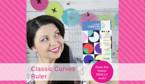 How to use the Classic Curves Ruler – Does this Notion REALLY Work?