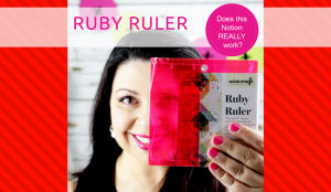 How to use The Ruby Ruler