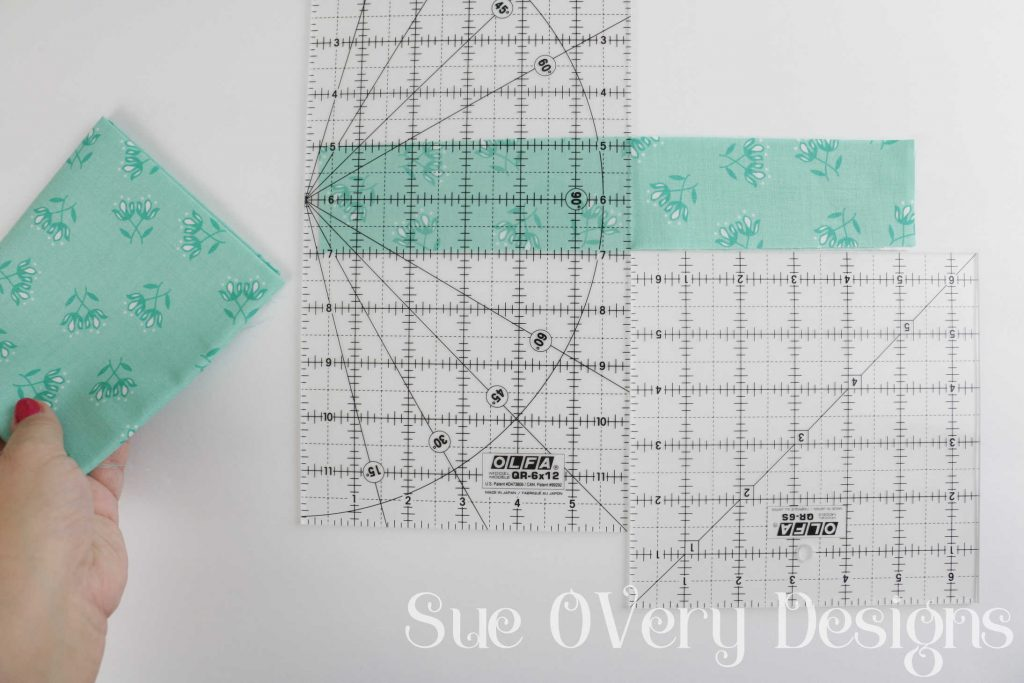 PT - How to use the Olfa frosted advantage rulers, olfa, quilting rulers, Does this notion really work_