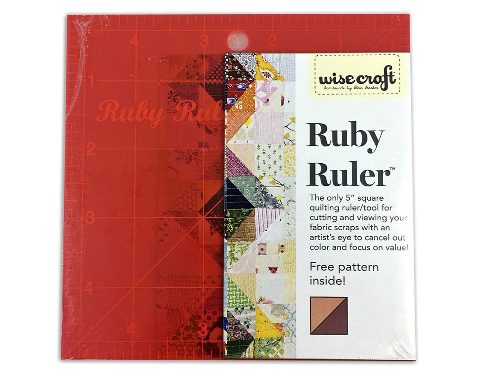 ruby ruler, top 10 sewing notions, sewing notions, best sewing notions, must have sewing notions