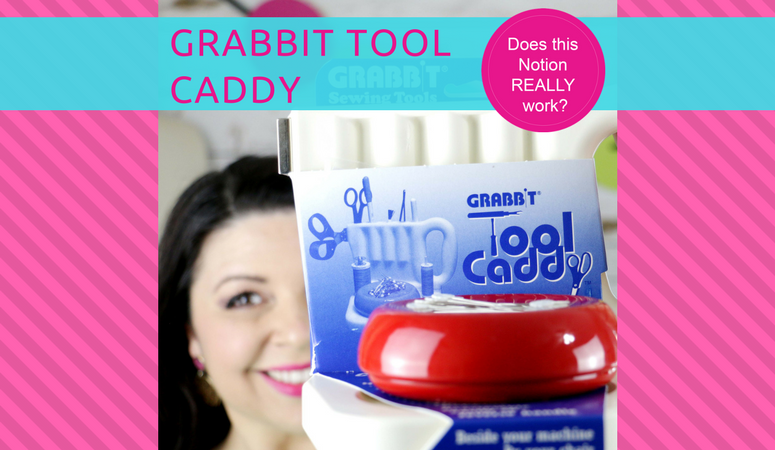 How to use the Grabbit Tool Caddy