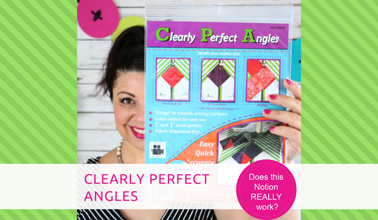 clearly perfect angles