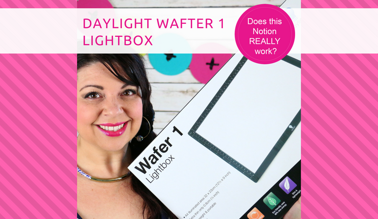 How to use the Daylight Wafer 1 Lightbox