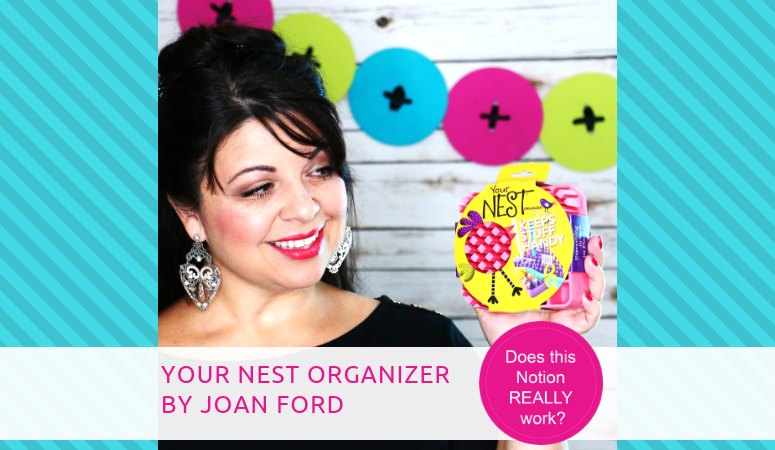 your nest orgnaizer, joan ford, sewing room organizer, hummingbird highway