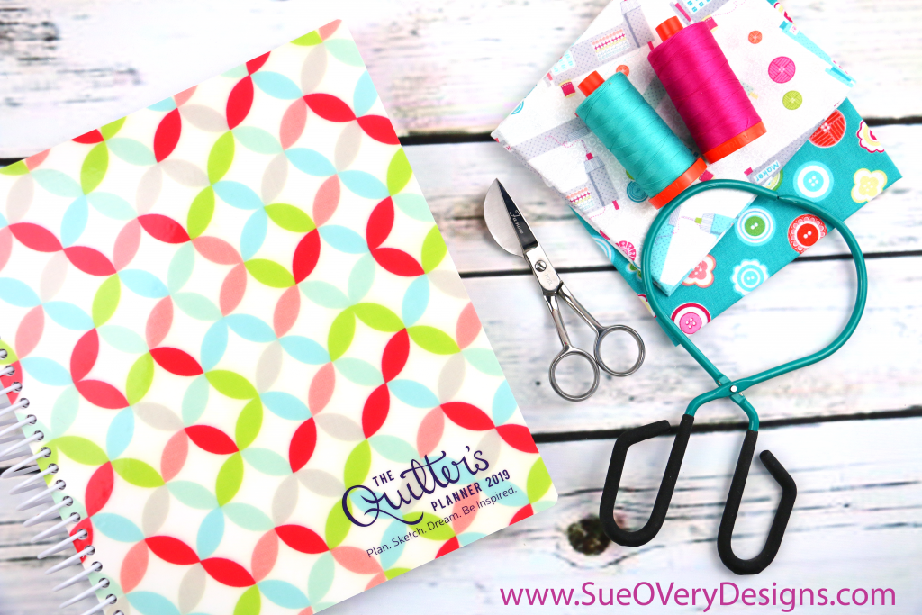 quilters planner 2019, quilters planner