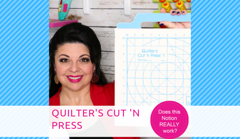Quilter's Cut 'n Press – Notion Review