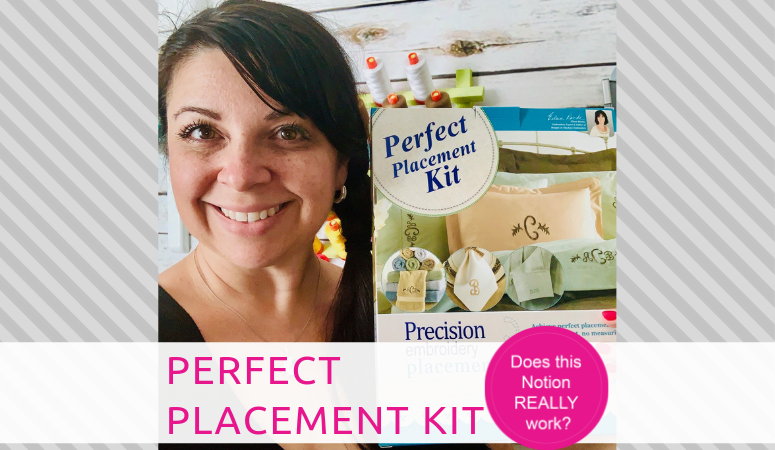 How to use the Perfect Placement Kit