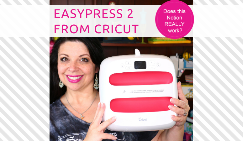 Does this Notion REALLY work? EasyPress 2 from Cricut