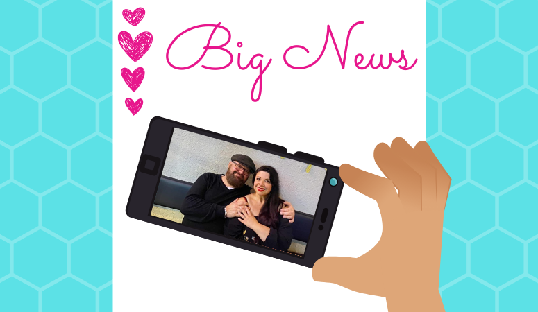 BIG NEWS – Bear and Sookie are Engaged